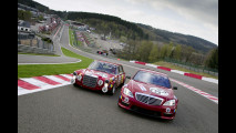 Mercedes 300 SEL 6.8 AMG e S 63 AMG a Spa-Francorchamps