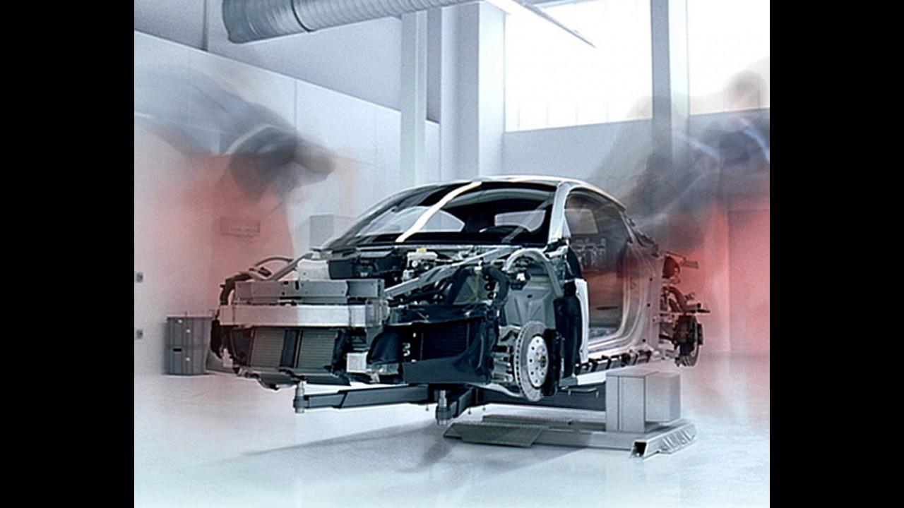 Spot britannico di Audi R8
