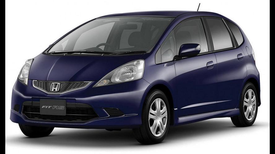 In Giappone conto alla rovescia per Honda Fit
