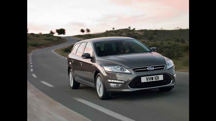 Nuova Ford Mondeo: l'equazione del valore