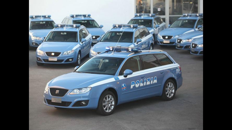 Come si sceglie un'auto della Polizia