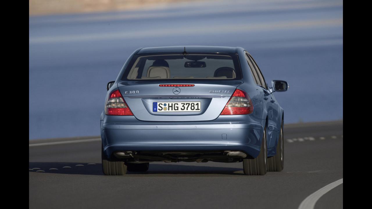 Mercedes E300 Bluetec