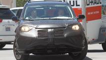 2012 Honda CR-V spied 18.07.2011