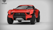 Zarooq Motors Sand Racer