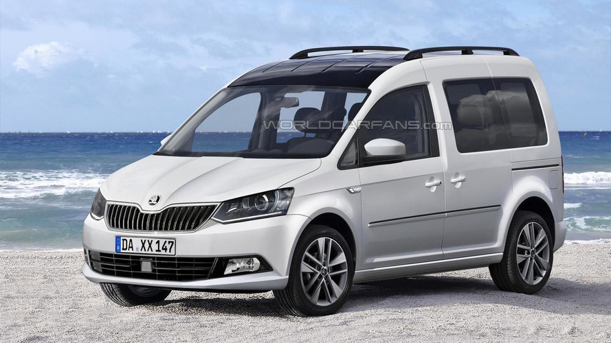 Skoda confirms new Roomster won't happen