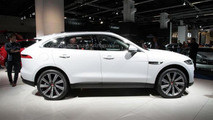 Jaguar at 2015 IAA