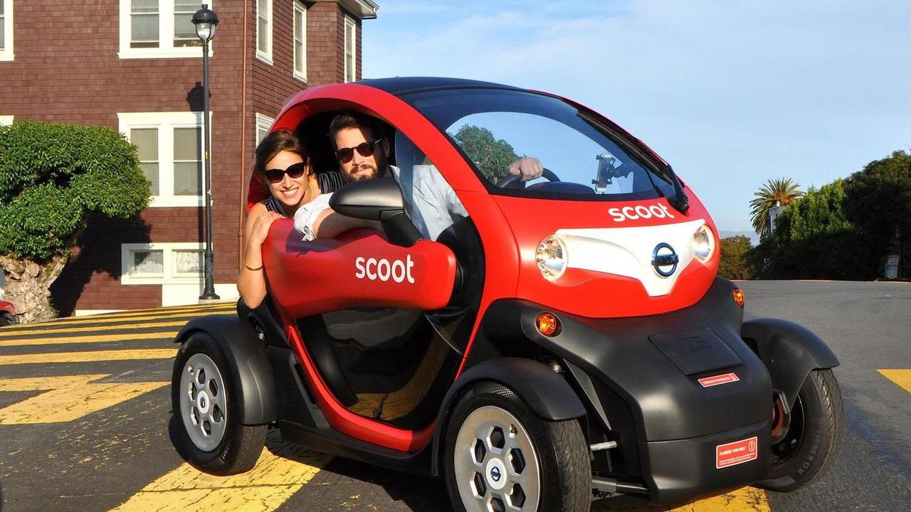 Nissan New Mobility Concept / Scoot Quad