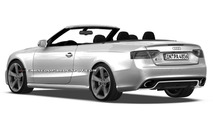 Audi RS5 Cabrio hits the patent office