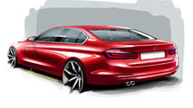 2012 BMW 3-Series design renderings 14.10.2011