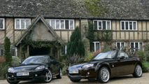 Mazda MX-5 Zsport and RX-8 Kuro Special Editions