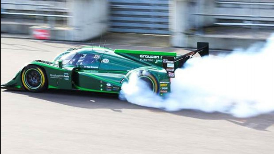 Auto elettriche, nuova sfida per battere il record di velocità datato 1974