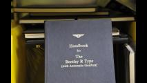 Bentley svuota i suoi magazzini