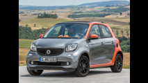 smart forfour edition #1