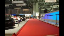 Salone di Ginevra 2009 il giorno prima