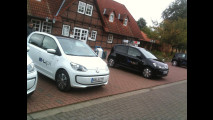 Volkswagen e-up!: prova su strada in anteprima dell'elettrica - primo test drive
