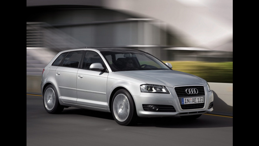 Nuova Audi A3 Young Edition