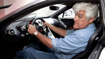 McLaren MP4-12C and Jay Leno