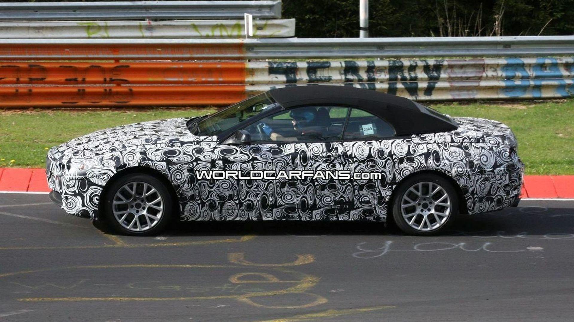 BMW Series Convertible Starts First Round Of Nurburgring - Bmw 6 series 2011