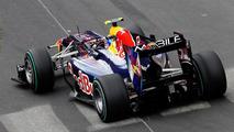 Red Bull Racing F1 car during Monaco Granbd Prix