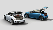 MINI Coupe and Roadster Concept