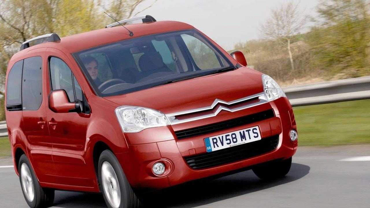 Citroën Berlingo Multispace 7-seat