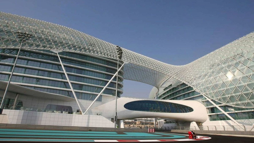 Abu Dhabi happy despite losing final F1 slot