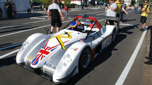 Radical SR8LM Record Setting Nurburgring Run Video