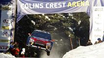2010 Rally Sweden Sebastien Loeb 22.07.2010