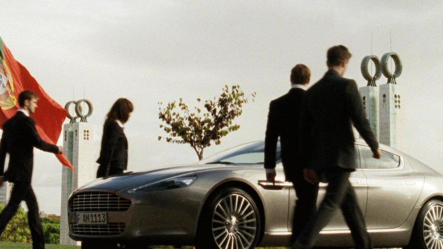 Aston Martin Rapide True Power film Part III [video]