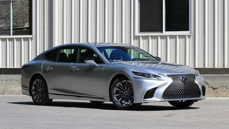 2018 Lexus LS Pricing Undercuts Germans, Starts At $75,000