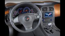 Corvette 2008 con motore LS3