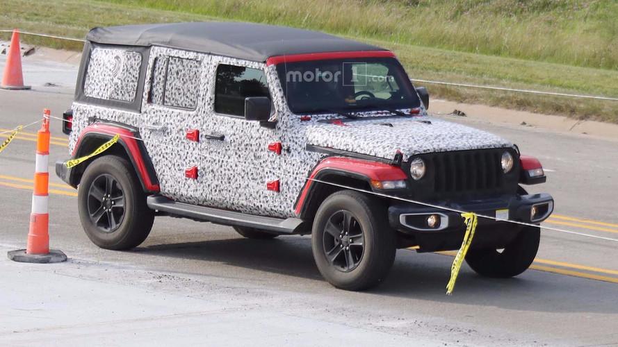 Jeep Wrangler, 372 bg'lik 2.0L turbo motorla geliyor