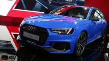 2018 Audi RS4 Avant live image