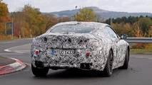 BMW M8 yeni Nürburgring casus fotoğrafları