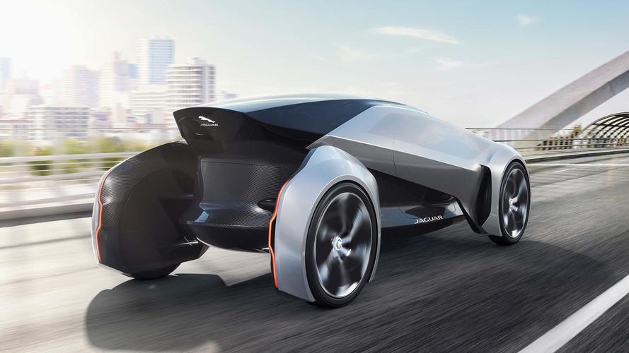 Jaguar Future-Type Tanulmány