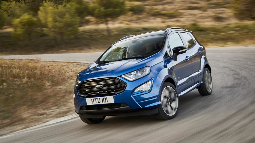 All The Details About Ford's New Ecosport SUV