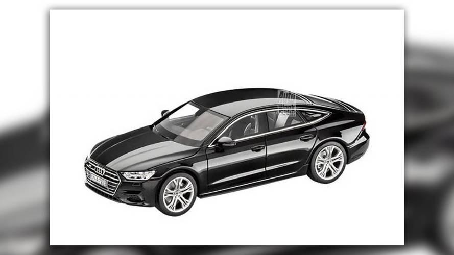 Méretarányos formában mutatta meg magát az új Audi A7