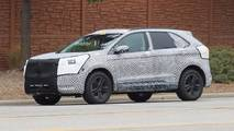 2019 Ford Edge New Spy Photos