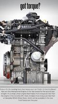 Ford 1.0-liter EcoBoost engine 05.06.2013