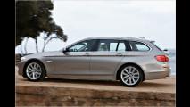 Neuer BMW 5er Touring