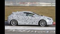 Erwischt: Opel Astra OPC