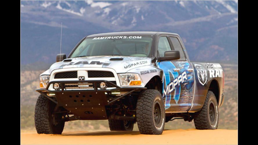 Steckt alles weg: Dodge Ram im Offroad-Trimm von Mopar