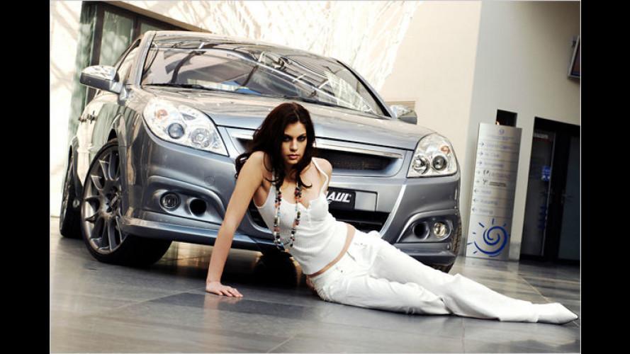 Opel Signum: Eleganter Feinschliff vom Tuner Lexmaul