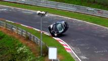 Honda Civic Type R Rollover