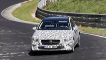 Yeni Mercedes A-Serisi casus fotoğraflar