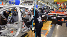 Ford Focus Production