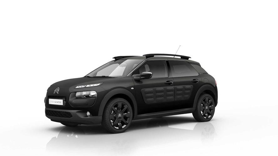 Citroën C4 Cactus OneTone, serie especial en blanco o negro