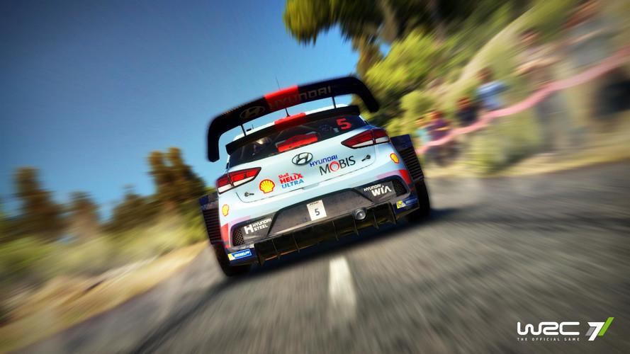 WRC 7 Virtual: el videojuego de rallies que llega en otoño