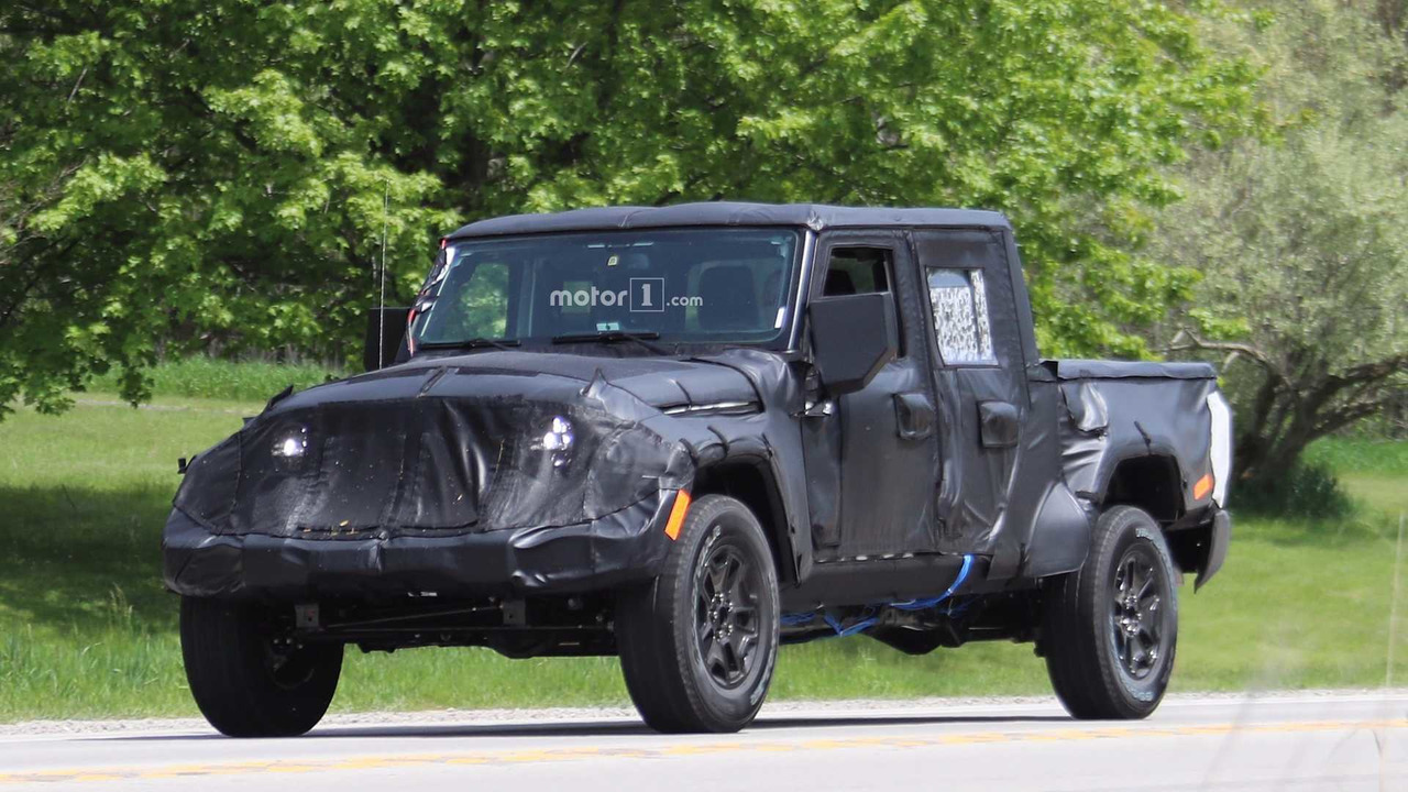Jeep Wrangler Soft Top >> 2019 Jeep Scrambler Pickup Truck Getting Removable Soft Top