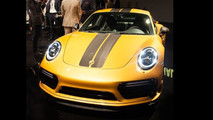 Porsche 911 Turbo S Exclusive Series 2017